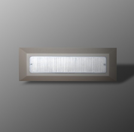 3W IP65 SMD2835 LED Outdoor Step Light