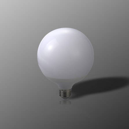 Energy saving Green and eco-friendly B95 bulb