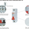 MCB short circuit protection features and choice